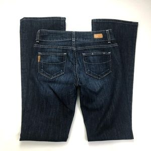 Paige Hidden Hills Boot Cut Size 26 (Act 29W)